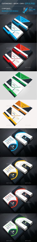 Corporate #Business Card Bundle - Corporate Business Cards