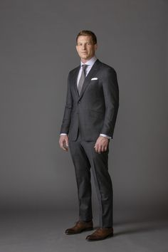 We offer a collection of sophisticated ready-made suits and tuxedos. View our high-quality suits today to find the right one for any occasion. Blue Plaid Suit, Black Suit Men, Black Tuxedo, Tuxedo For Men, Mens Fashion Suits, Mens Suits, Men's Fashion, Men Formal, Formal Wear