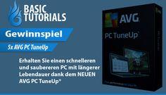 AVG PC TuneUp 2015 Gewinnspiel