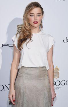 Pin for Later: Dites Bonjour au Casting de Magic Mike XXL Amber Heard