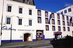 Cadbury chocolate factory, Dunedin, New Zealand