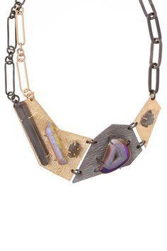 Montanita Necklace #kellywearstler #jewelry #necklace