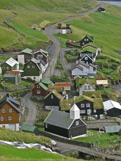 THE WORLD GEOGRAPHY: 15 Fairytale Villages of Faroe Islands