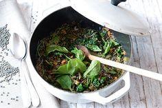 One-Pot Lentilles au garam masala ! One Pot, Garam Masala, Beef, Food, Lentils, Recipes, Meat, Meals, Ox