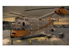 World's Largest Helicopter - Pixdaus