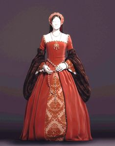 Custom made to measure Tudor medieval anne bolyne gothic medieval gown in your chosen colors and fabrics by steampunkageboho on Etsy https://www.etsy.com/listing/235265403/custom-made-to-measure-tudor-medieval