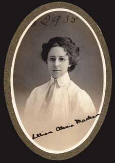 Series of doctors' photos - Lillian Alexia Maclean | Flickr (State Records New South Wales)