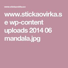 www.stickaovirka.se wp-content uploads 2014 06 mandala.jpg