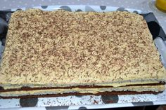 Food Cakes, Mousse, Banana Bread, Cake Recipes, Biscuits, Caramel, Cheesecake, Deserts, Food And Drink