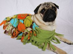L. Pawncho Camarillo by tootsuncommon on Etsy, $15.00 Cool Toys, Good Music, Pugs, Craft Ideas, Amazing, Crafts, Dress, Etsy, Animals