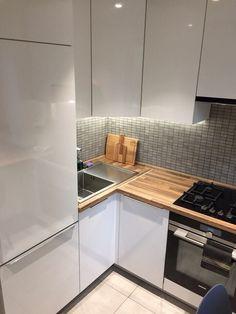 Trendy Home Kitchen Appliances 39 Ideas Kitchen Room Design, Kitchen Dinning, Living Room Kitchen, Home Decor Kitchen, Kitchen Interior, Home Kitchens, Small Apartment Kitchen, Mini Kitchen, Cuisines Design