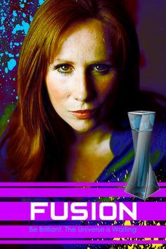 Whovian Fragrances: Fusion by charmful.deviantart.com