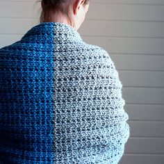 Blessing Blanket Knitting Pattern by Brome Fields on Raverly