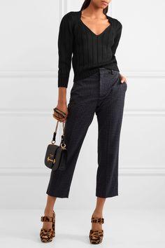 Prada | Ribbed wool sweater | NET-A-PORTER.COM