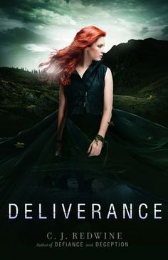 The Official Roundup of Fall 2014 HarperTeen Cover Reveals | Blog | Epic Reads | DELIVERANCE (Defiance #3) by C.J. Redwine This is the final installment in the Defiance trilogy! On sale: August 26th