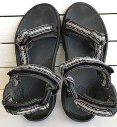 11796b61c6 Teva Sandals Mens Size US 11 Sports Sandal Style F27116A Hook n Loop Straps  #Teva