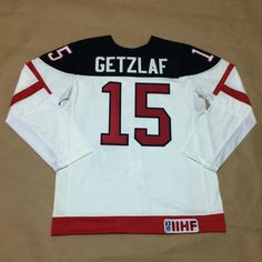 Canada Olympic 100th Anniversary Jersey 15 Ryan Getzlaf White