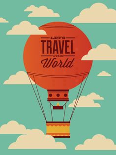 hot air balloons illustrations - Google Search