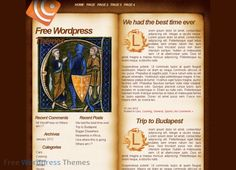 Medieval Book Free WordPress Theme are distrebusted for free, now we offer you the option to buy Medieval Book encryption free and without any links. You can use the purchased theme in your unlimited domains/sites without any restrictions.
