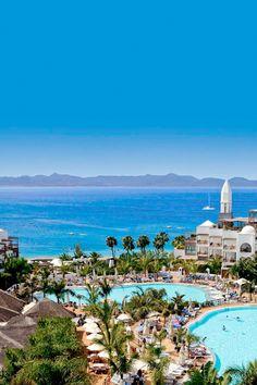 Hotel exterior or Princesa Yaiza suite in Lanzarote