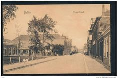Spoorstraat  rond 1900