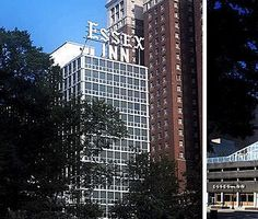 Chicago's Essex Inn features breathtaking views of Grant Park, Lake Michigan, and Museum Campus. Chicago Hotels, Chicago Illinois, Lake Michigan, Grant Park, Best Hotels, Us Travel, Stress Free, The Incredibles, Places Ive Been
