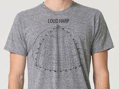 Merch | Loud Harp