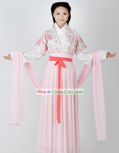 Ancient Chinese Imperial Palace Lady Clothing Complete Set rental set traditional buy purchase on sale shop supplies supply sets equipemnt equipments Ancient China Clothing, Imperial Palace, Culture, Clothes For Women, Teacher Stuff, Lady, Shopping, Dresses, Fashion