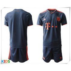 FC Bayern M/ünchen Triple 2020 T-shirt Noir Taille M