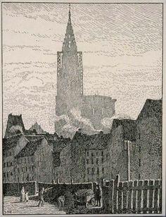 Strasbourg  /Sabine Hackenschmidt 1919