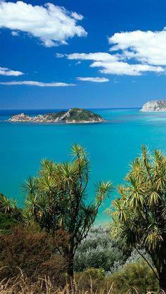 ✯ Anaura Bay - Gisborne, North Island, New Zealand
