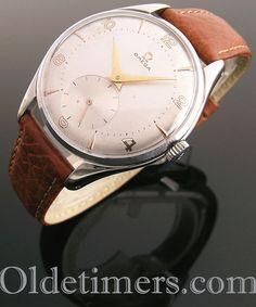 Vintage Omega, Wristwatches, Vintage Watches, Omega Watch, Rolex, Archive, Jewels, Steel, Silver