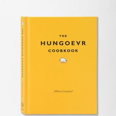 The Hungover Cookbook By Milton Crawford