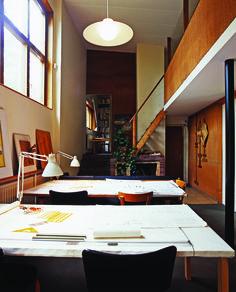 スタジオ、アアルトハウス(1935-1936)