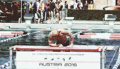 Pentathlon 2016 swimming