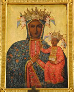 Our Lady of Czestochowa, the Black Madonna
