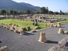 The  Asclepieion at Ancient Messene Messenia Peloponnese