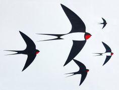 swallows! Tattoo idea