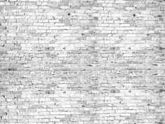 Fototapete Klinkersteine Grau KT471 Größe: 350x260cm Klinker Stein Backstein