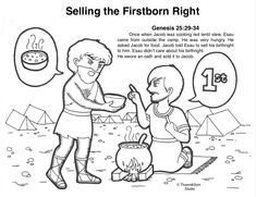 Selling the Firstborn Right Free Bible Coloring Pages, Cooking Red Lentils, Very Hungry, Bible Stories, Things To Sell, Comics, Memes, Meme