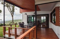 Coastal House Plans, My House Plans, Cottage House Designs, Cottage Homes, Two Story House Design, Outdoor Cabana, Outdoor Flooring, Diy Flooring, Kerala Houses