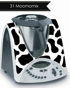 THERMOMIX DECAL STICKER : Moomomix www.thermodress.weebly.com FREE SHIPPING