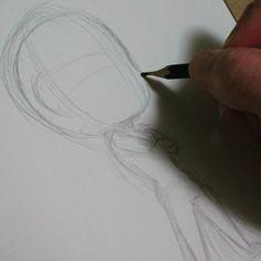 #sketch #sketchbook #chibi #kawaii #drawing
