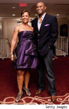 Princess Stacie (Chimereuche Onyema) of Mbaitoli, Nigeria & husband, Jason Turner.