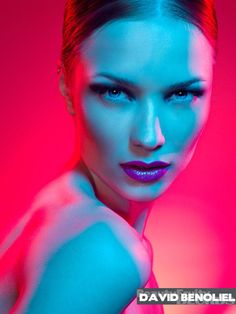 BeautyFruityBlurbs: Beauty Photographer: David Benoliel