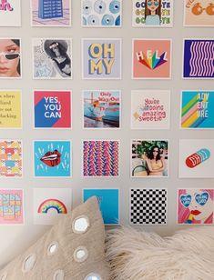 See more of margotracy's VSCO. Cute Room Ideas, Cute Room Decor, Room Wall Decor, Simple Canvas Paintings, Easy Canvas Art, Small Canvas Art, Mini Canvas Art, Dorm Walls, Dorm Room
