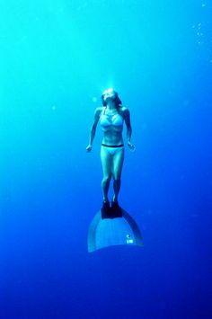 go free/scuba diving