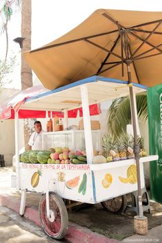 Fresh Fruit (21 Things to Do in Cabo San Lucas Mexico).