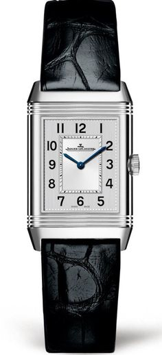 @jaeger Reverso Classic Small #add-content #bezel-fixed #bracelet-strap-leather #brand-jaeger-lecoultre #case-material-steel #case-width-34-2-x-21mm #delivery-timescale-1-2-weeks #dial-colour-silver #gender-ladies #luxury #movement-manual #official-stockist-for-jaeger-lecoultre-watches #packaging-jaeger-lecoultre-watch-packaging #style-dress #subcat-reverso #supplier-model-no-q2608530 #warranty-jaeger-lecoultre-official-2-year-guarantee #water-resistant-30m