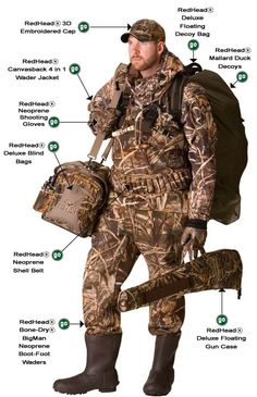 duck hunting clothes | ... hunting shooting boating camping clothing men s clothing ladies
